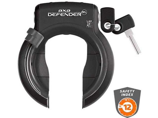 Axa Defender RL Frame Lock black